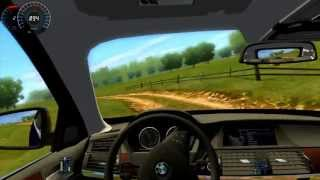 █▓▒░ BMW X5 E70 City Car Driving 1.2.5 Fast Driving HD