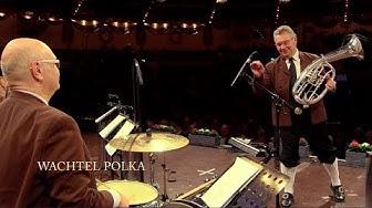 WACHTEL POLKA -  Ernst Hutter & Die Egerländer Musikanten - Das Original