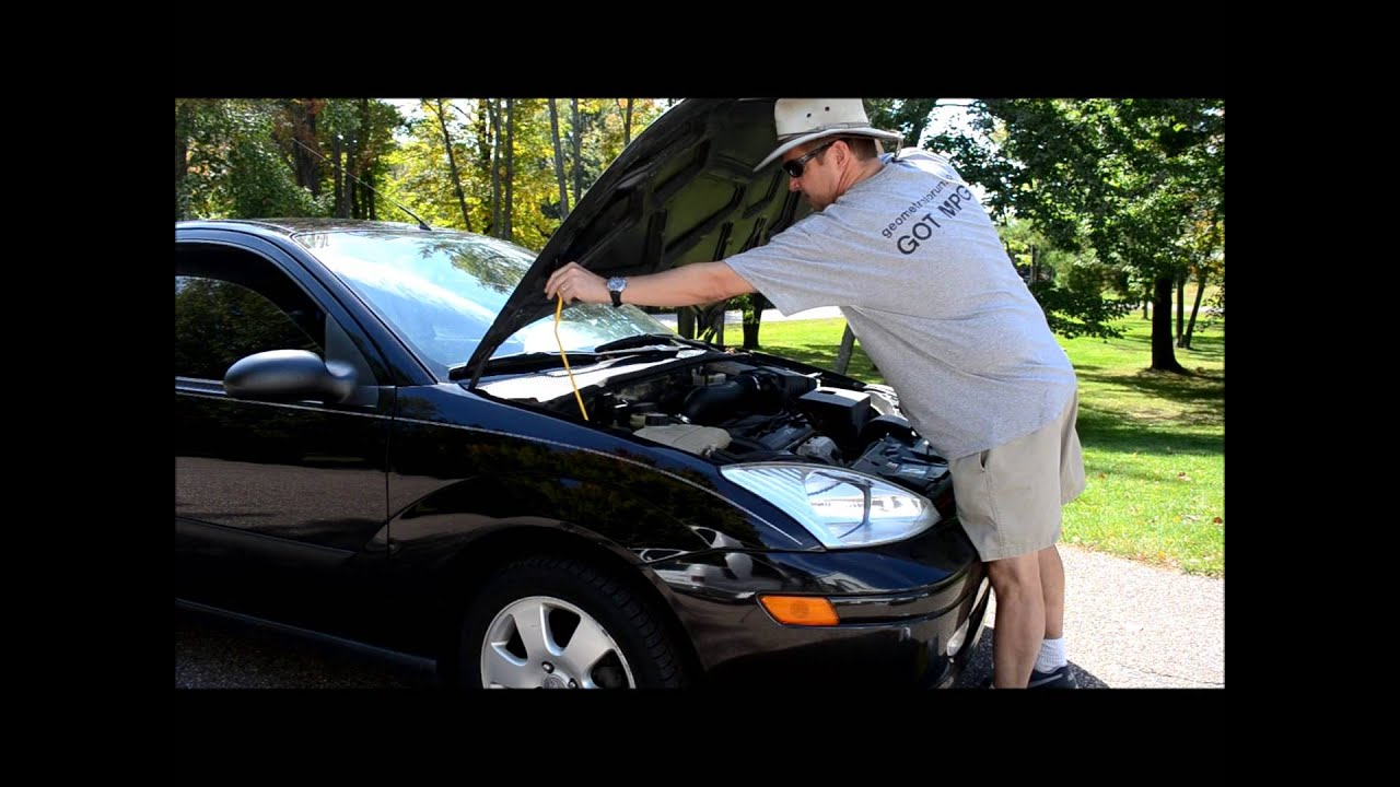 2002 Ford Focus Zx 3 Antifreeze Coolant Video