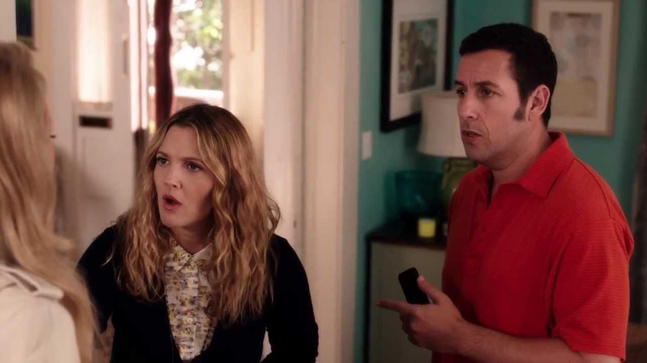Download Blended | Trailer US (2014) Drew Barrymore Adam Sandler