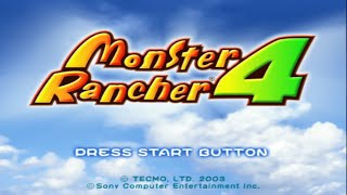 Let's Play Monster Rancher 4