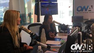 Sisanie Surprises Everyone...Even Ryan with her BIG News  | On Air with Ryan Seacrest