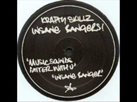 Krafty Skillz - Music Sounds Fatter With U