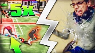 RONNIE2k Son CRIES AFTER BREAKING HIS ANKLES 5x NBA 2K20 (FUNNY)