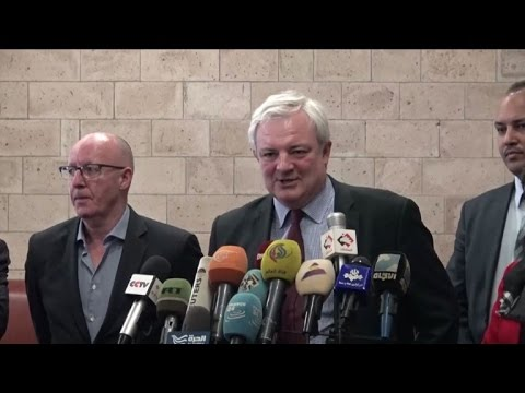 United Nations aid chief in Sanaa to assess humanitarian needs