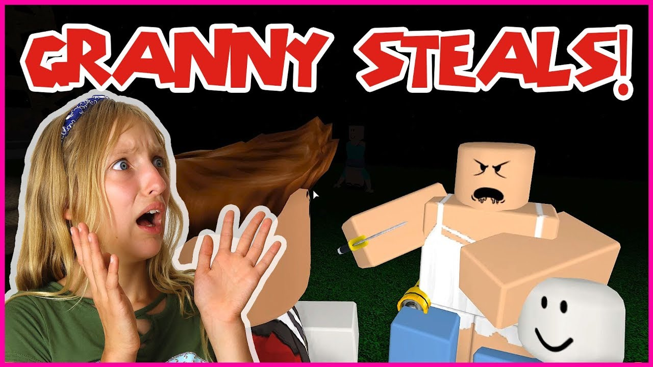 Granny Steals My Chance At Winning - sis vs bro roblox granny youtube