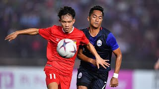 Cambodia vs Laos (AFF Suzuki Cup 2018: Group Stage Extended Highlights)