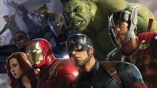 Мстители | We are heroes (клип)