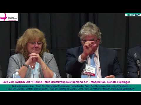 Roundtable Brustkrebs Deutschland - Die Highlights vom SABCS 2017