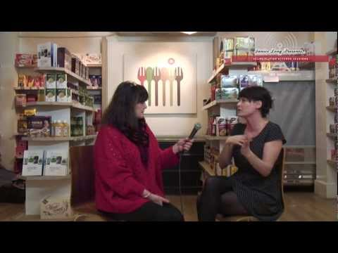 Janice Long Presents - Sophie Barker - Interview (Scandinavian Kitchen Sessions)