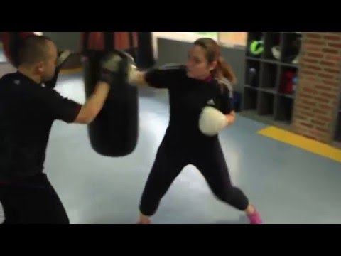 Boxing In Ringside Fitness Alabang