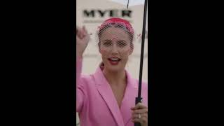 Fashions on the Field 2019 Myer Instagram Video
