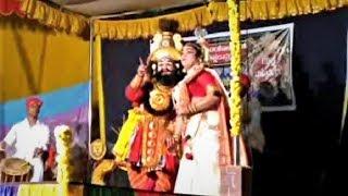 Yakshagana 2017 - Vidyadhara Jalavalli - Raghu Achar Jansale - ಬ್ರಹ್ಮ ಕಪಾಲ