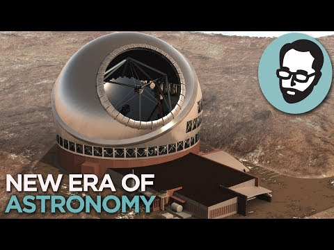 7 Mega Telescopes That Will Change Science Forever | Answers With Joe