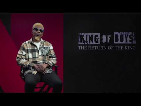 """Download Reminisce on His Role as Makanaki in """"King of Boys: The Return of the King"""""""