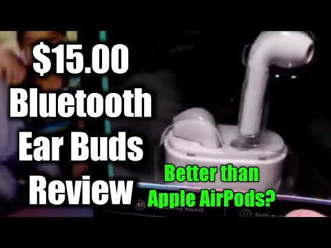 bluetooth-headphones-soundpods---review-of-apple-airpods-clone-from-wal-mart