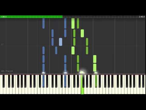 Hawaii Aloha [Piano Tutorial] (Synthesia) - YouTube