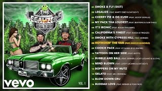 Paul Wall, Baby Bash - Hotboxin' the Van (Audio) ft. Marcus Manchild