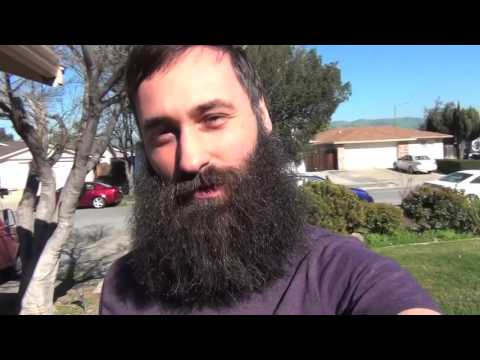 Если не брить бороду целый год