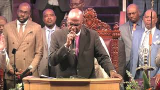 2019 Holy Convocation Day 2 - To Manage a Moment, Finish It | Bishop Michael A. Blue