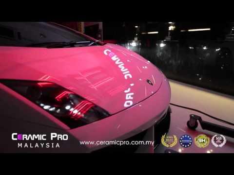 Ceramic Pro Malaysia Promo Video