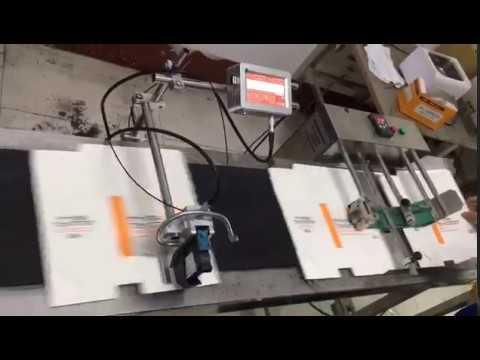 Meenjet Online Convey Batch Code Printer Inkjet Printing Machine - optical fiber sensing