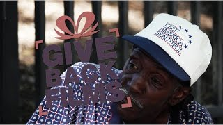 If the Homeless Could Tell a Million People One Thing | Give Back Films