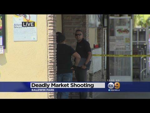 Police: Man Shoots Girlfriend, Self At Baldwin Park Market