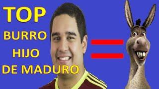 Top Burradas Hijo Nicolas Maduro /  Casa Blanca en New York / Fallece Gente Viva