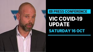 IN FULL: Victoria records 1,993 new cases as teenager among seven deaths   ABC News