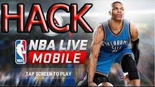 NBA Live Mobile Hack | NBA Live Mobile Glitch - Get FREE NBA Cash