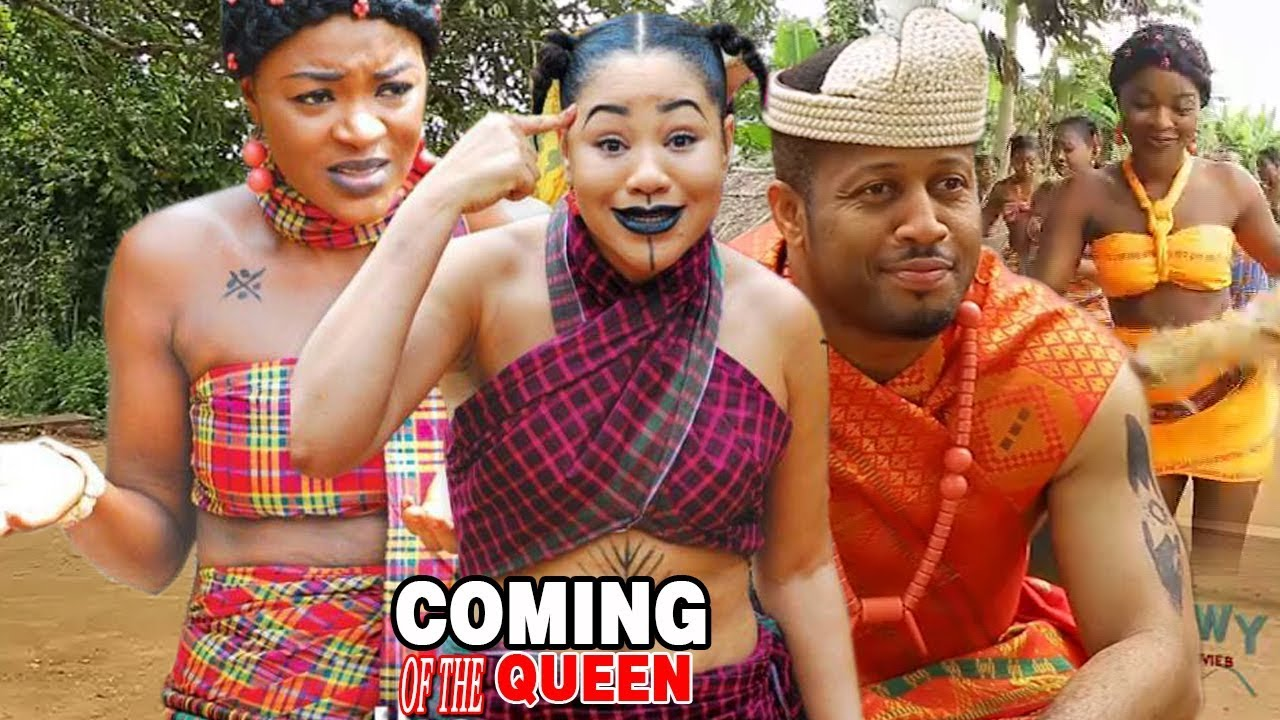 Download Coming Of The Queen 1&2  - 2018 Latest Nigerian Nollywood Movie/African Movie  Movie Full Hd5
