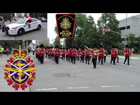 CAF Changing Of The Guard Parade