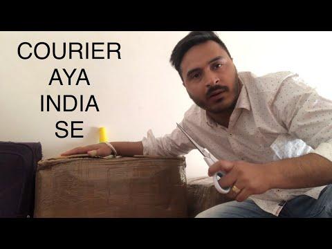 India 🇮🇳 to Australia 🇦🇺 courier received
