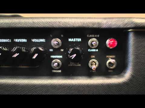 DT50 Guitar Amplifier In-Depth   Line 6