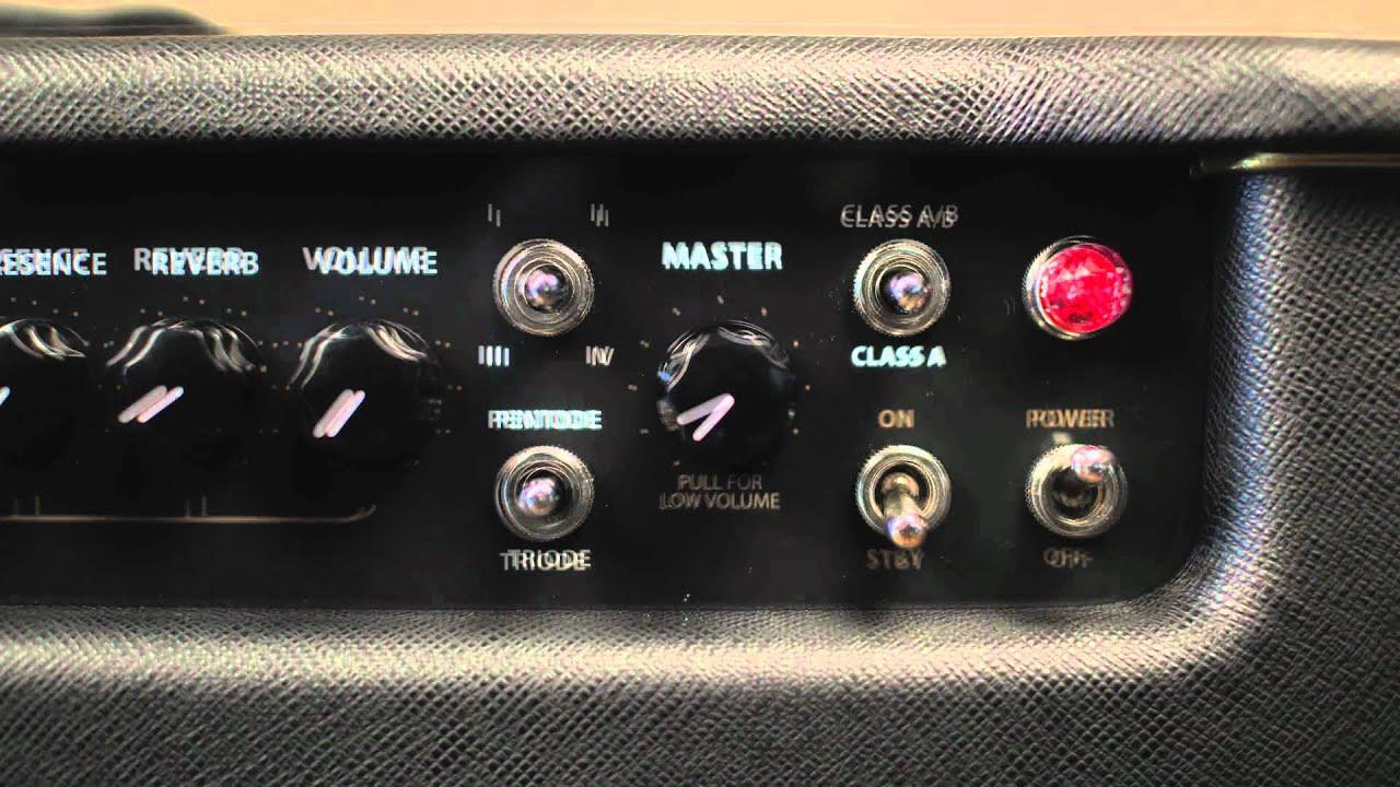 dt50 guitar amplifier in depth line 6 youtube. Black Bedroom Furniture Sets. Home Design Ideas