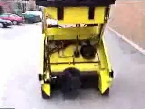 Karcher Industrial Floor care KMR 1700 Sweeper
