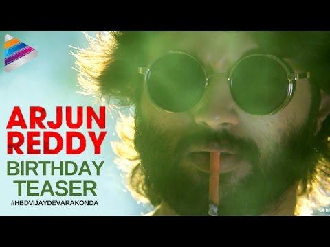 ARJUN REDDY Latest Teaser | #HBDVijayDevarakonda | Vijay Deverakonda | Shalini | Telugu Filmnagar