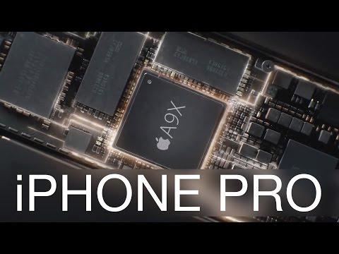 Слухи об iPhone SE, iPhone PRO, iPad Pro mini?