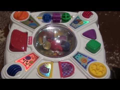 Fisher-Price Bright Beginnings Poptivity Table