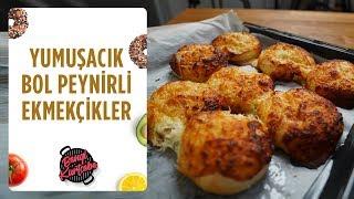 Yumuşacık Bol Peynirli Ekmek Tarifi Kolay ve Pratik Kahvaltı Tarifleri
