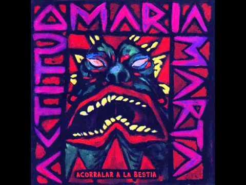 Actitud María Marta - Acorralar A La Bestia (MusicPack)