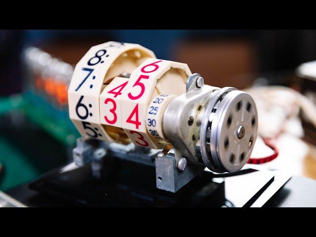 Weird and Wonderful Vintage Analog Clocks!