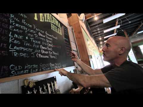 The Bohemian Life: Petaluma Hills Brewing Company