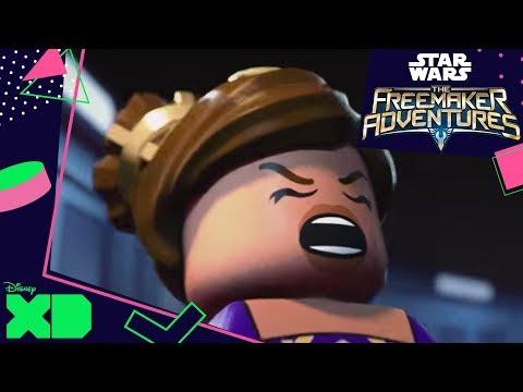 Star Wars: The Freemaker Adventures | Kordi's Scream 😱 | Official Disney XD UK