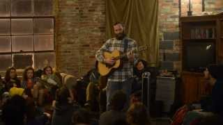 Paul Baribeau - Ten Things live @ The Bell Foundry