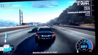 NFS Hot Pursuit Point of Impact (Xbox 360) (Cop)
