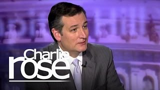 Ted Cruz On Donald Trump: 'he Speaks In A Colorful Way' (july 15, 2015) | Charlie Rose