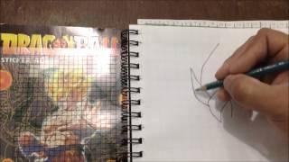 Como hacer un dibujo a escala. muy fácil!.SOLO PARA PRINCIPIANTES
