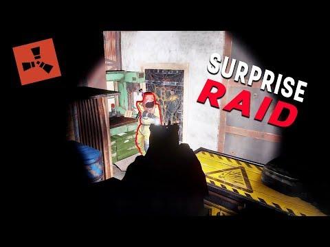 Rust | SURPRISE BASE RAID | Part 1/2 thumbnail